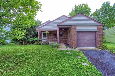 Columbus Single Family Home For Sale: 1939 Coghill Drive
