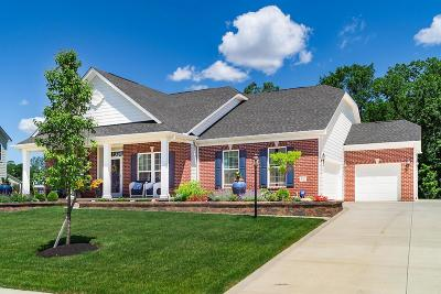 Single Family Home For Sale: 4117 Mainsail Drive