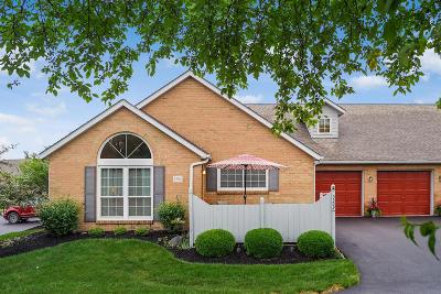 Westerville Condo For Sale: 5392 Pond View Drive
