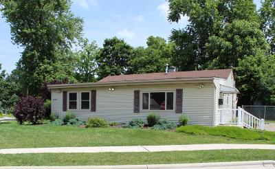 Westerville Single Family Home For Sale: 322 E Plum Street