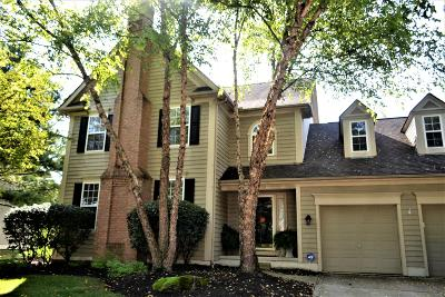 Westerville Single Family Home For Sale: 5700 Saint Andrews Drive