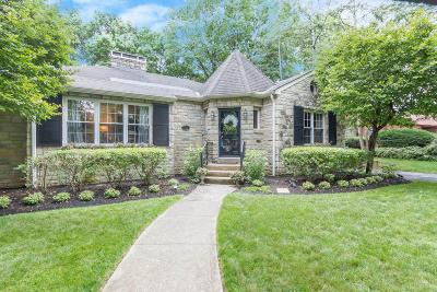 Bexley Single Family Home For Sale: 2725 Brentwood Road