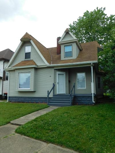 Newark Single Family Home For Sale: 18 Monroe Avenue