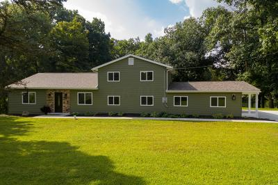 Heath Single Family Home For Sale: 8354 Dorsey Mill Road SE