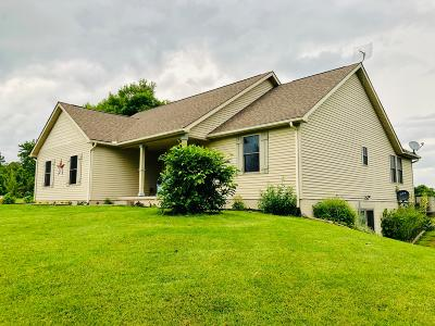 Rushville OH Single Family Home For Sale: $292,500