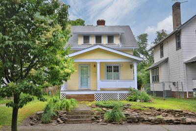 Columbus OH Single Family Home For Sale: $190,000