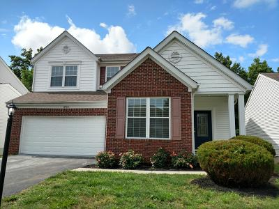 Columbus Single Family Home For Sale: 3712 Grimes Drive