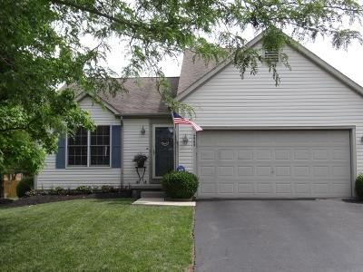 Hilliard OH Single Family Home For Sale: $244,900