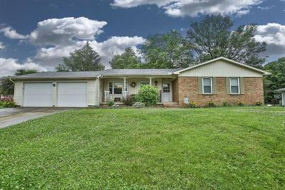 Circleville OH Single Family Home For Sale: $239,000