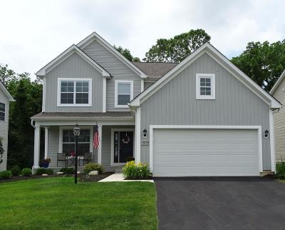 Columbus Single Family Home For Sale: 4879 Black Sycamore Drive