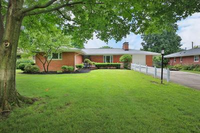 Clintonville Single Family Home For Sale: 533 Fairlawn Drive