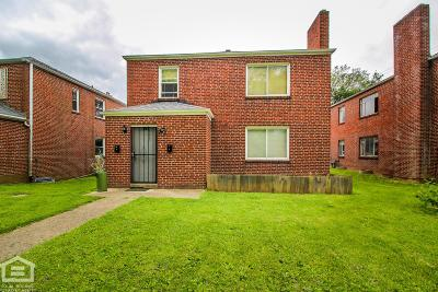 columbus Multi Family Home For Sale: 261 S Chase Avenue