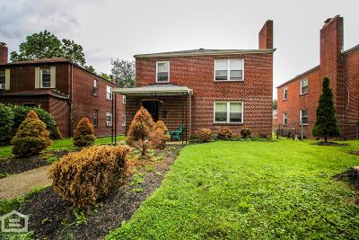 columbus Multi Family Home For Sale: 273 S Chase Avenue