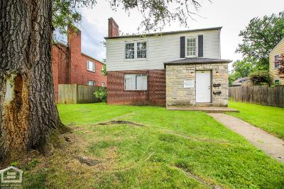 Columbus Multi Family Home For Sale: 363 S Chase Avenue