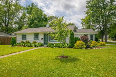 Westerville Single Family Home For Sale: 107 Llewellyn Avenue