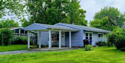 Columbus Single Family Home For Sale: 886 Miriam Drive W