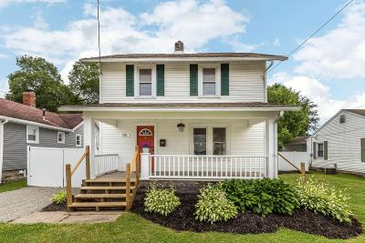Newark Single Family Home For Sale: 30 S 21st Street