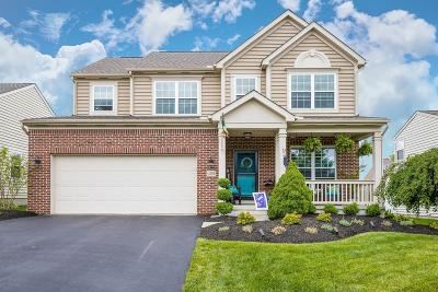 Grove City Single Family Home For Sale: 1454 Carnoustie Circle