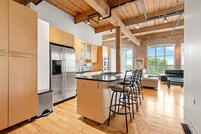 Columbus Condo For Sale: 448 W Nationwide Boulevard #417