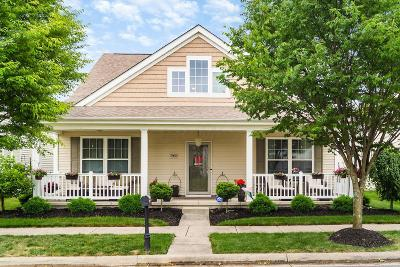 Westerville Single Family Home For Sale: 5960 Witherspoon Way