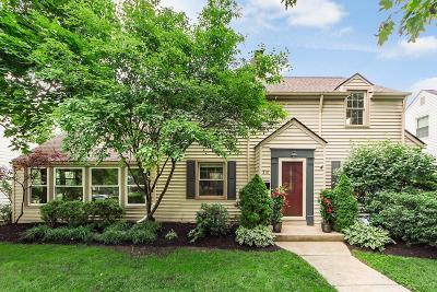Columbus Single Family Home For Sale: 310 Brevoort Road