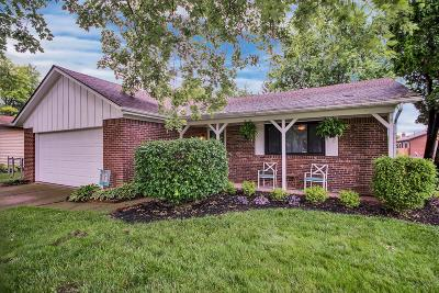 Columbus Single Family Home For Sale: 4772 Echomoore Drive
