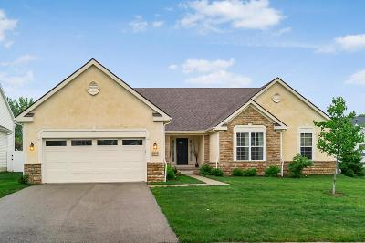 Grove City Single Family Home For Sale: 2826 Crosshurst Court