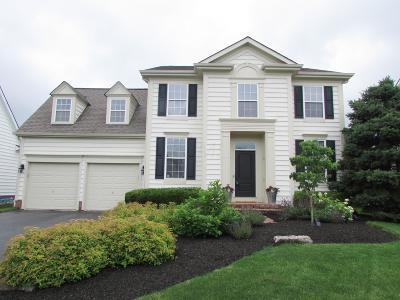 Hilliard Single Family Home For Sale: 3483 Fairway Commons Drive