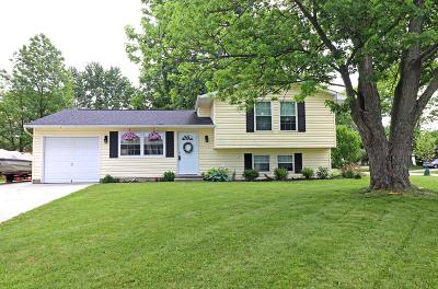 Westerville Single Family Home For Sale: 184 Kenmore Court