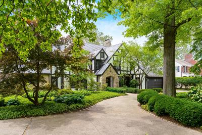 Upper Arlington Single Family Home For Sale: 2515 Tremont Road