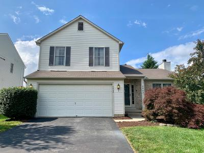 Hilliard Single Family Home For Sale: 5942 Pinto Pass Drive