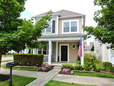 Westerville Single Family Home For Sale: 6116 Braet Road