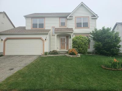 Reynoldsburg Single Family Home For Sale: 7137 Bennell Drive