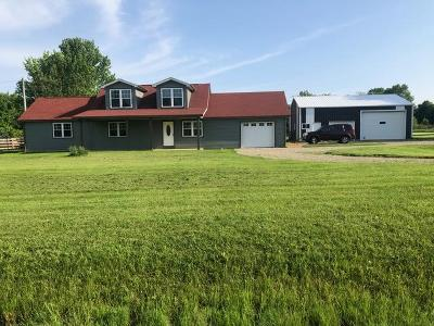 Centerburg OH Single Family Home For Sale: $378,000