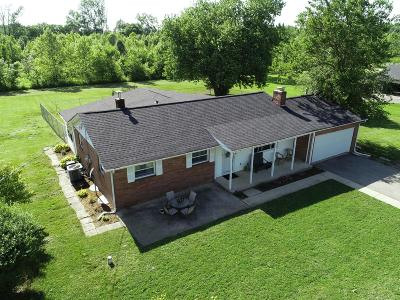 Columbus Single Family Home For Sale: 1695 Georgesville Place