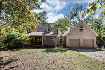 Union County Single Family Home For Sale: 17933 Bear Swamp Road