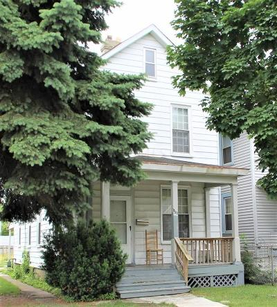 Columbus Single Family Home For Sale: 593 Stanley Avenue
