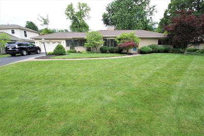 Columbus Single Family Home For Sale: 2450 Canterbury Road