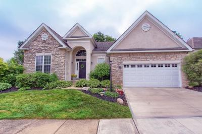Westerville Condo For Sale: 4864 Presidents Cup Drive