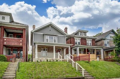 Columbus Single Family Home For Sale: 1229 E Livingston Avenue