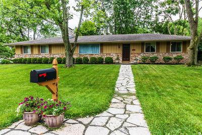Hilliard Single Family Home For Sale: 4344 Stellar Drive