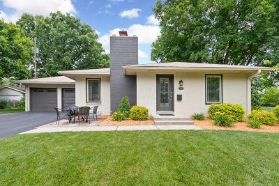Columbus Single Family Home For Sale: 1770 Harwitch Road