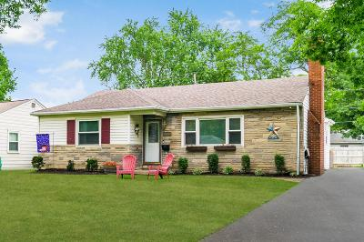 Upper Arlington Single Family Home Contingent Lien-Holder Release: 2620 Nottingham Road