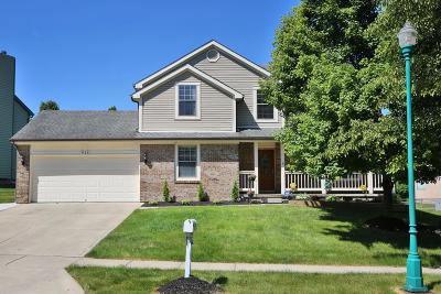 Columbus Single Family Home For Sale: 925 Thayer Drive