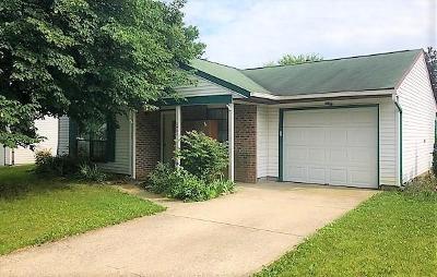 Columbus Single Family Home For Sale: 3953 Deer Lake Way