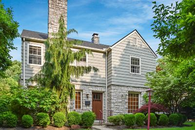 Bexley Single Family Home Sold: 307 N Ardmore Road