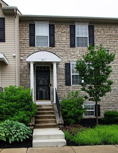 Blacklick Condo For Sale: 267 Oxford Oak Drive