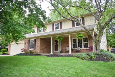 Westerville Single Family Home For Sale: 988 Brule Court
