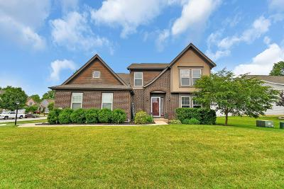 Pickerington Single Family Home For Sale: 222 Blue Jacket Circle