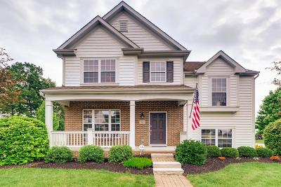 Westerville Single Family Home For Sale: 690 Olde Mill Drive
